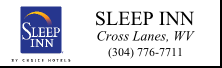 Cross Lanes Sleep Inn & Suites®
